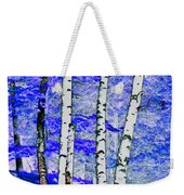 Land Of The Silver Birch Weekender Tote Bag