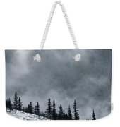 Land Shapes 1 Weekender Tote Bag by Priska Wettstein