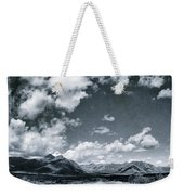 Land Shapes 25 Weekender Tote Bag by Priska Wettstein