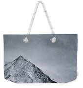 Land Shapes 9 Weekender Tote Bag by Priska Wettstein