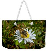Daisy And Bee Weekender Tote Bag