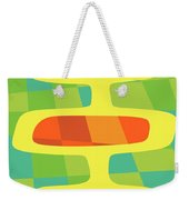 Abstract Pods Weekender Tote Bag