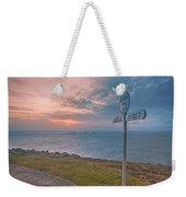Lands End Cornwall Weekender Tote Bag