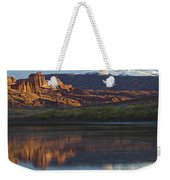Lake 7 Weekender Tote Bag