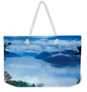 Landscape Weekender Tote Bag by Anonymous