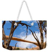 Landscape Arch - Arches National Park Weekender Tote Bag