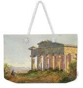 Landscape At Paestum Weekender Tote Bag