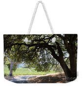 Landscape At The Jack London Ranch In The Sonoma California Wine Country 5d24583 Weekender Tote Bag