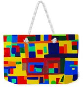 Landscape Buildings Weekender Tote Bag