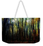 Landscape Forest Trees Tall Pine Weekender Tote Bag