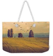 Landscape In France Weekender Tote Bag