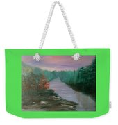 River Dreamscape Weekender Tote Bag