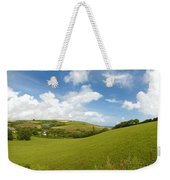 Landscape Near Hallsands In Devon Gb Weekender Tote Bag