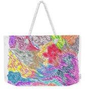 Landscape Of Color Weekender Tote Bag