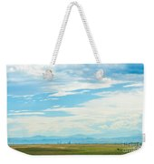 Landscape Of Denver Colorado Weekender Tote Bag