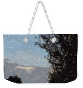 Landscape Of Fall Weekender Tote Bag