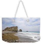 Seascape  Paphos Cyprus Weekender Tote Bag