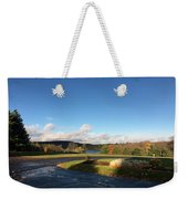 Landscape Skyview Early Morning Poconos Pa Usa America Travel Tour Vacation Peaceful Weekender Tote Bag