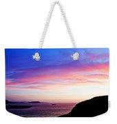 Landscape - Sunset Weekender Tote Bag