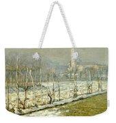 Landscape. Winter Sun Weekender Tote Bag