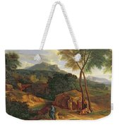 Landscape With Conopion Carrying Weekender Tote Bag