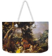 Landscape With The Ministry Of John The Baptist Weekender Tote Bag