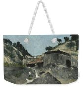 Landscape With Water Mill, C.1871 Weekender Tote Bag