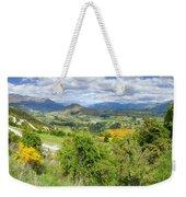 Landscape With Winding Road Weekender Tote Bag