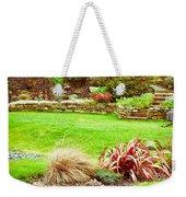 Landscaped Garden Weekender Tote Bag