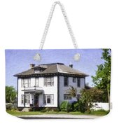 Landscaping Of A Home Weekender Tote Bag