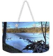 Landsford Canal-1 Weekender Tote Bag