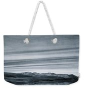 Land Shapes 27 Weekender Tote Bag