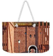 Landskrona Citadel In Sweden Weekender Tote Bag