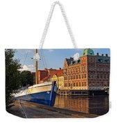Landskrona Se 202 Weekender Tote Bag