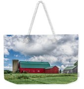 Langford Barn  7d06202 Weekender Tote Bag