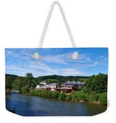 Langsur Germany From Luxemburg Weekender Tote Bag