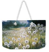 Lanscape With Blow-balls Weekender Tote Bag