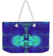 Lantern Of Sapphire Weekender Tote Bag