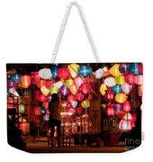 Lantern Stall 01 Weekender Tote Bag