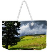 Lanty's Tarn On A Stormy Afternoon Weekender Tote Bag