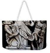 Laocoon And The Snake Weekender Tote Bag