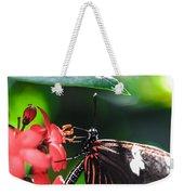 Laparus Doris Butterfly Weekender Tote Bag