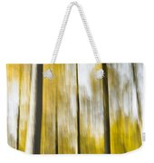 Larch In Abstract Weekender Tote Bag