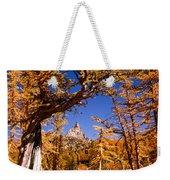 Larches Frame Prusik Peak Weekender Tote Bag