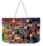 Larg Blocks Digital - Various Colors I Weekender Tote Bag