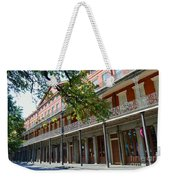 Upper Pontalba Building Photo Weekender Tote Bag