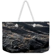 Large Scale Of Rice Terrace Weekender Tote Bag