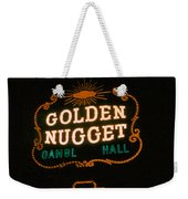 Las Vegas Light 3 Weekender Tote Bag