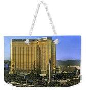Las Vegas - Mandalay Bay Weekender Tote Bag