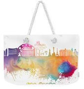 Las Vegas Nevada Skyline  Weekender Tote Bag
